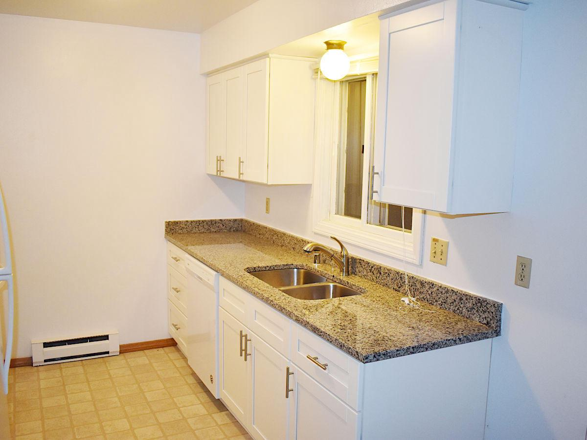 Cedarburg living at an ideal price! Spacious 1st floor ranch 2BD, 1BA condo with lots of updates! Granite countertops, new cabinets, carpeting and more!  Spacious bedrooms. Private basement. Condo's homeowner association maintains a pool and tennis court. Owner occupants only. Must see!
