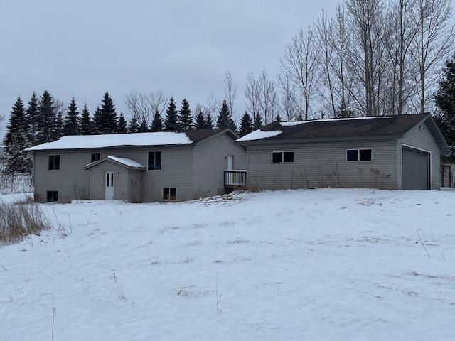 Enjoy country living in this 2BR 1.5BA home that sits on almost 3 acres. One level living on a quiet dead-end road. Nice 2 car detached garage. Check it out today!