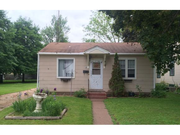 Great investment property or affordable home to purchase instead of renting! Living room, kitchen, 2 bedrooms, full bath. Updated 200 amp box, 1-car garage. Year built is estimated.