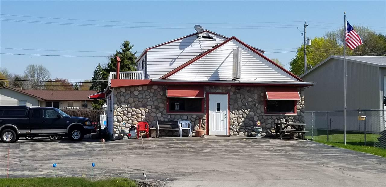 Property is turnkey for the Bar and Rental units! Offers 2 living quarters. 1 in the back and second upper or a great owner occupied opportunity or investment. At this time the bar is being leased and would be willing to continue.  Location makes this a great meeting place! Good traffic flow in the Palisades area.