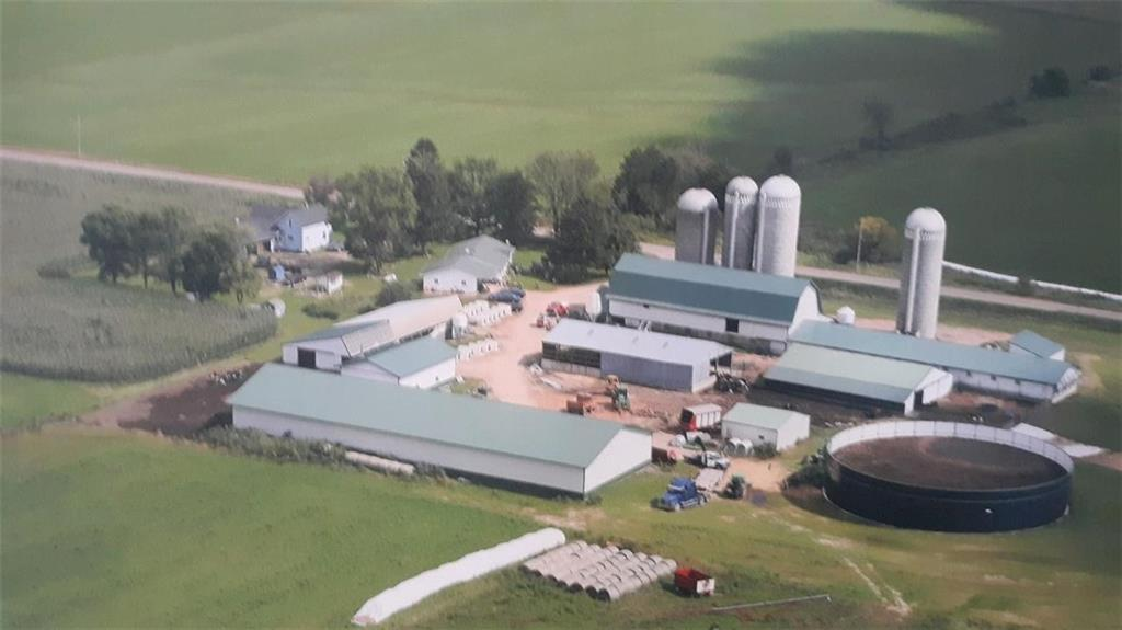 An exceptional farm for sure! Ample buildings, young stock & dry cow housing options, large machinery storage shed, heated shop, TMR mixer with conveyors from 3 silos, well kept buildings, approx. 240 acres of prime tillable ground all within 1 mile of the farm, and a newer 3 bdrm 2 bath home with egress basement for more bedrooms. Also a second older home for rental or farm hand housing. 108 comfort stalls under the pipeline, Slurrystore manure storage & pump included.