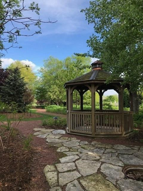 Location , Location, Location !! Rare oversized waterfront lot in town.  110 feet of awesome frontage on .65 acres that is partially landscaped. Great location and nifty neighborhood.  The property boasts mature trees and gazebo. Watersport possibilities are endless.  Truley a jewel in the rough.