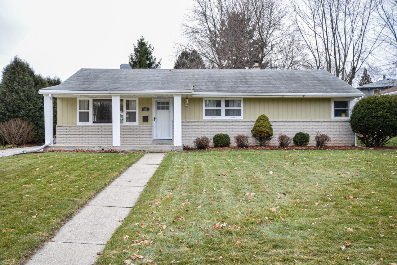 This is the one you have been waiting for to move right into! This updated 3-bedroom, 1.5-bath ranch is in a prime Waukesha location! Your remodeled kitchen overlooks the sunken family room and includes a breakfast bar plus newer oven/range and refrigerator. Enjoy entertaining your family and friends in the formal dining and living rooms featuring hardwood floors! Warmer weather will have you enjoying your nicely landscaped back yard and patio. Updates include new driveway (2017), central air (2019), water heater (2016), garage door and opener (2019), interior doors and more!