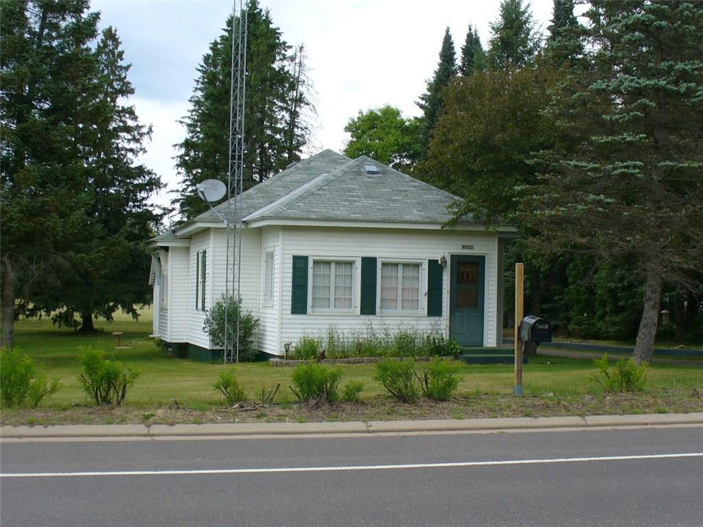 Charming 2 bedroom home on 10.89 acres that Spring Brook meanders through. Possibilities are endless for this unique property. Land borders Federal Land and is a combination of open & wooded with trails throughout. Home is very solid older home with classic trim and doors full of character. Great starter home or could be a great income property while building your home on the back acreage. Few around with this much potential at such an affordable price. Owner takes great pride in home/property