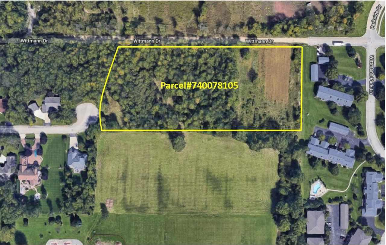 Prime residential property just off of high traffic HWY 441 and Appleton Rd, Menasha. 5.0 Acre site for multiple development opportunities.