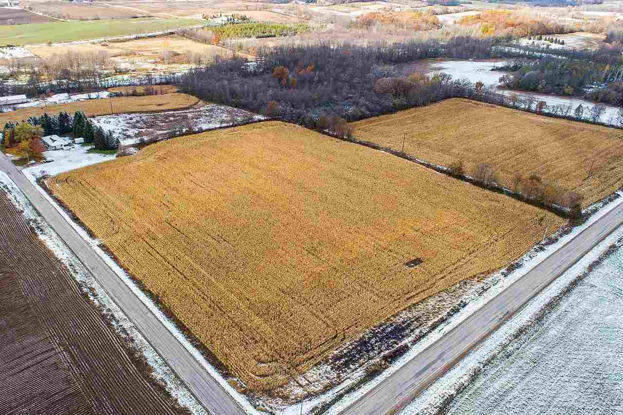 NEED MORE FARM LAND for your growing hobby farm?  WANT TO BUILD your dream home and have room for a pole building?  20 +/- acres are almost all tillable currently.  Great farmland NE of New Holstein.  Minutes from shopping and town. Seller will pay for survey