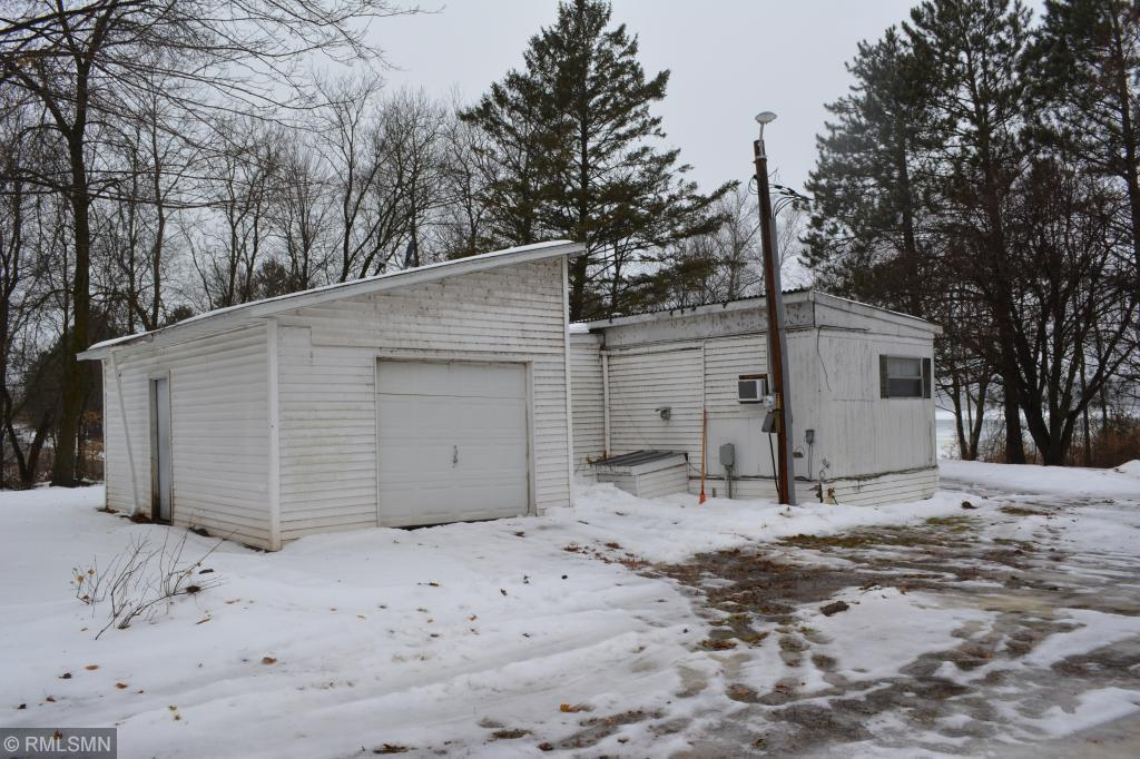 Great Opportunity to have lake access Little Butternut Lake across the street with out the lake taxes. Year round home with natural gas. Lake view is enjoyed off the porch. This could be a great little get away or future building site for enjoying the lake life. Just needs some TLC