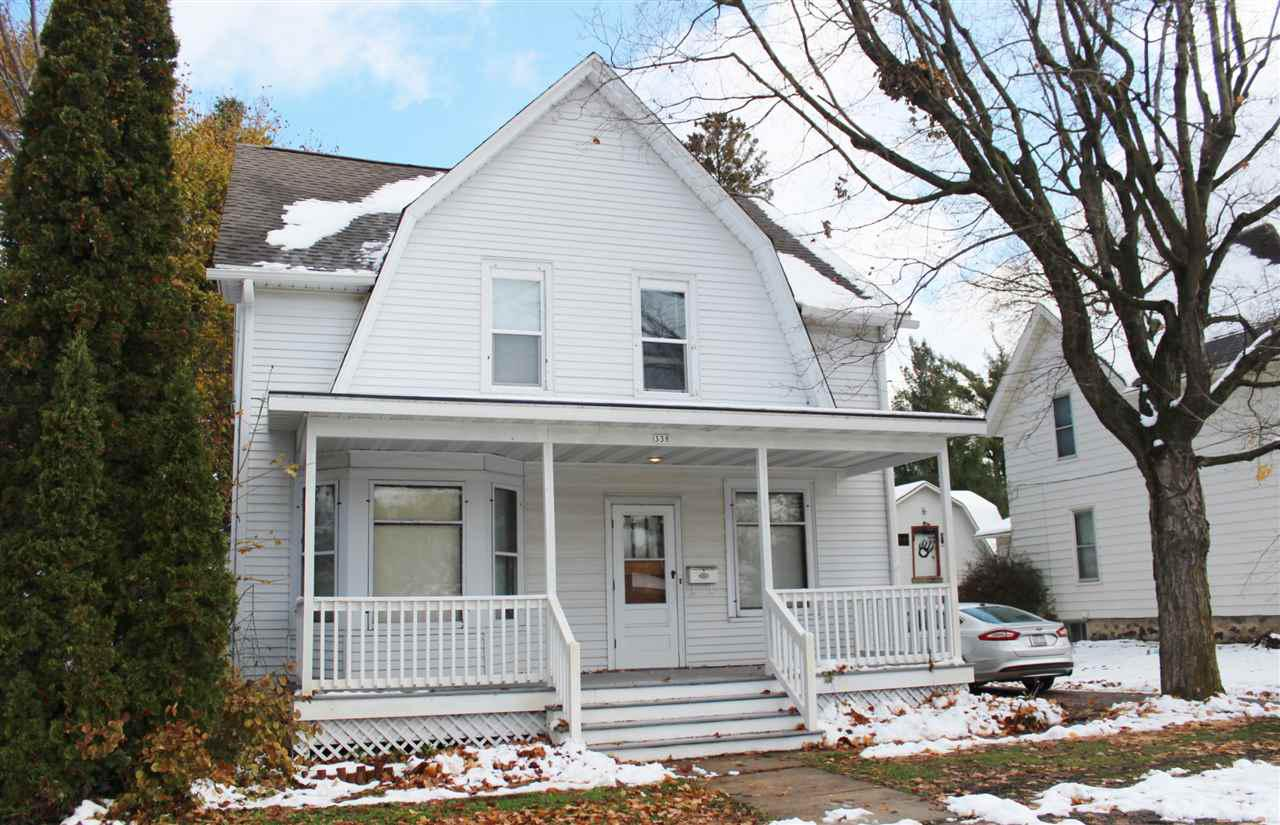 Charming 1800's home on extra deep city lot. Home next door is being renovated. Make this yours Features include original hard wood floors.  Kitchen has exposed brick with a detailed original wood door as well as wood planked ceiling. Here you are within walking distance to downtown Hartford as well as schools. Roof is 3 years old  front porch and 2 decks were done 2-4 years ago. All but 1 window on first floor have been replaced. New furnace and partial electrical update with 200 amp service was done in last 2-4 years.  Home is Central air and dishwasher ''ready''Home is zoned RD2 (Duplex)