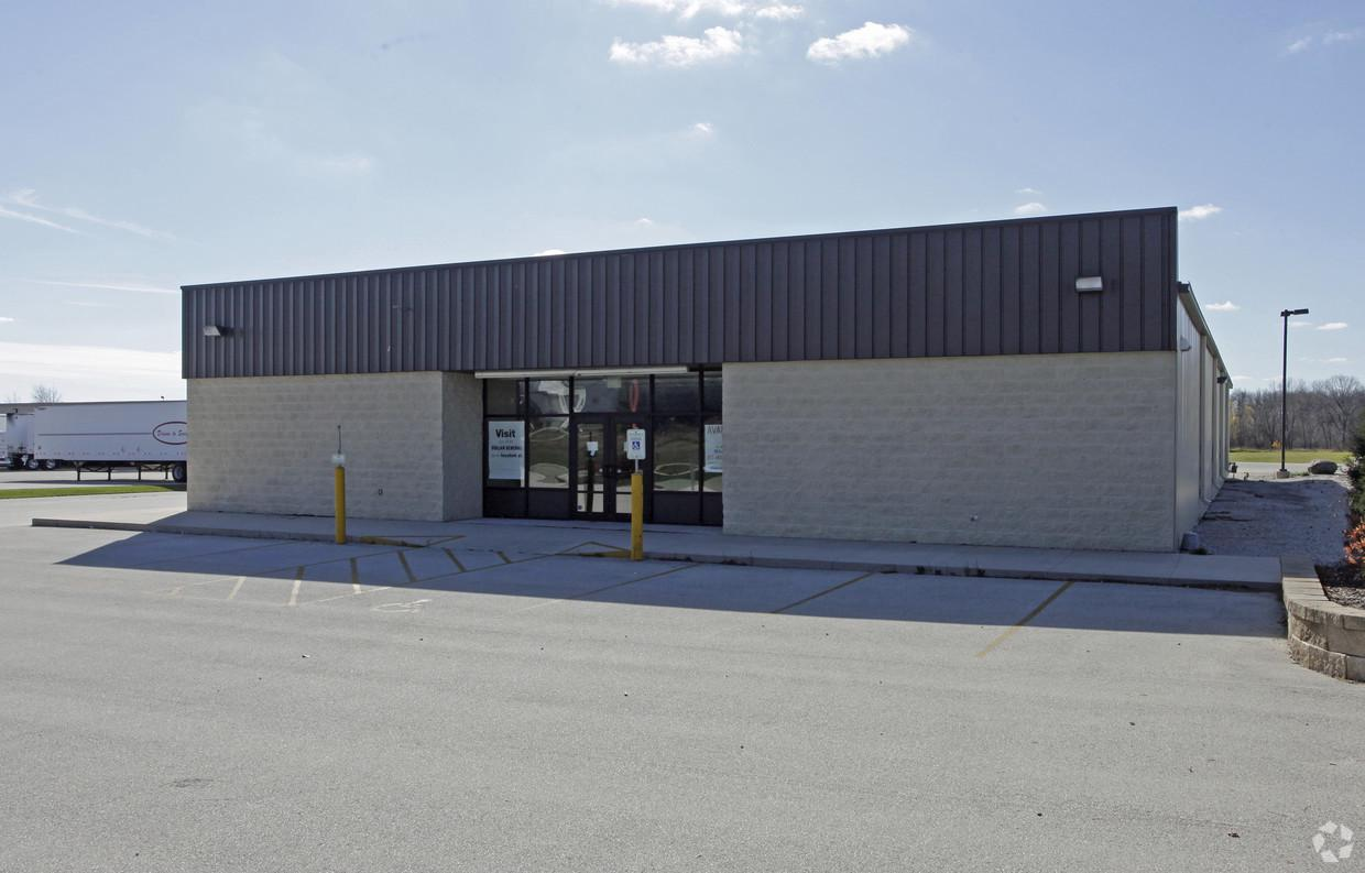 Commercial opportunity (located at 2241 Calumet Drive) offers 9,014 square feet of build out space located in New Holstein. Built in 2005, this free standing building has exceptional traffic counts and is situated next to the only grocery store. Property has minimal set back from road, paved parking for 30 plus cars, and sits on a 1 acre parcel. 30 minute radius of Manitowoc, Sheboygan, Fond du Lac and Appleton. Seller financing available. Seller may consider a lease option.