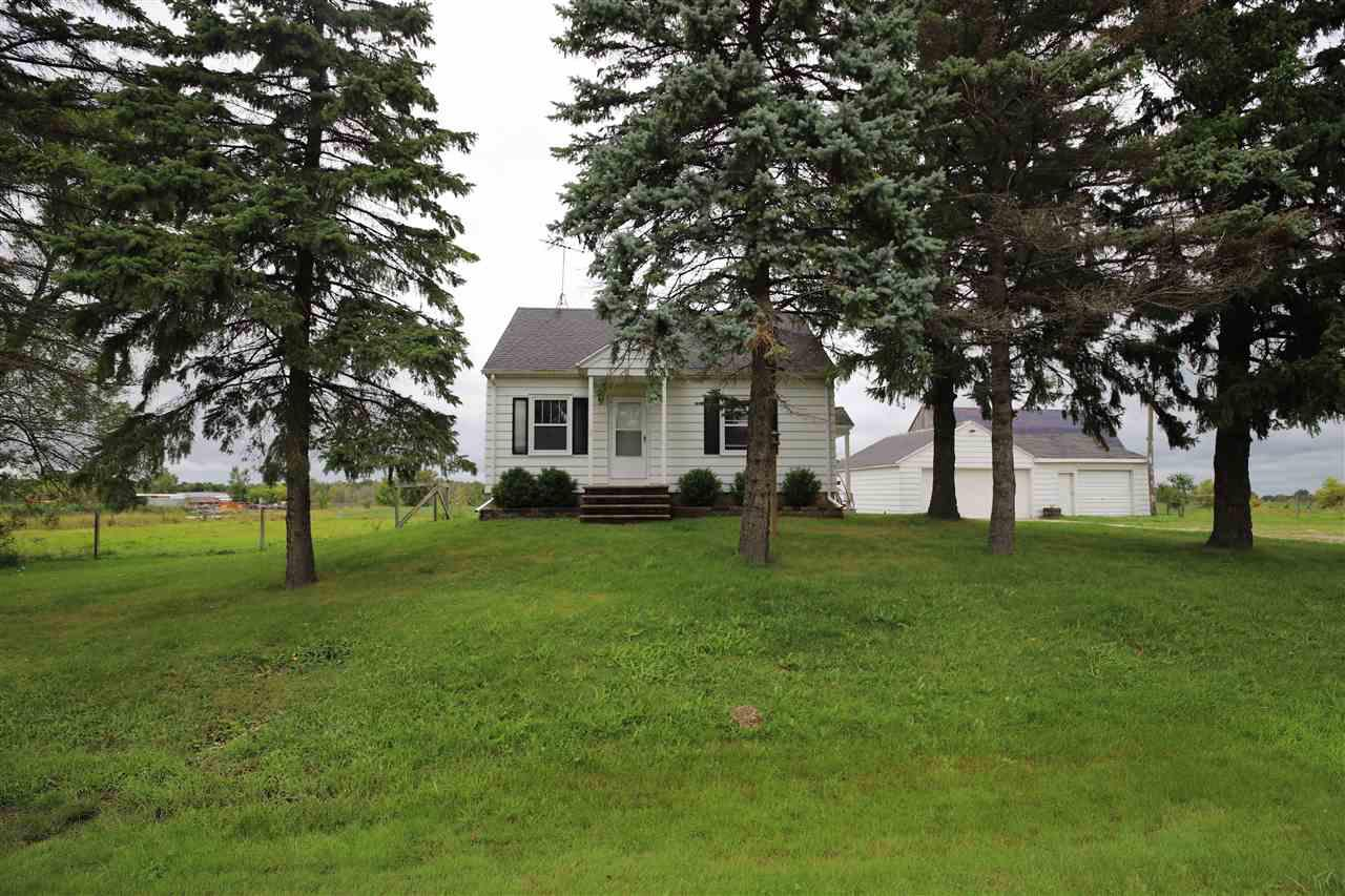 Rural property close to the city!  This is a great opportunity to have a hobby or horse farm.  Property is 1.5 acres and includes a barn, 3 car detached garage, and very well kept 3 bedroom, 1 bath home.  Being sold to settle estate.