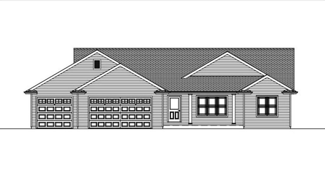Another high-quality, new construction by Van?s Realty and Construction of Appleton. This is our Destin Model, which features 1615 sq ft, 3 bedrooms, 2 baths, a split bedroom design and is located on a very quiet cul-de-sac. Fireplace, custom finishing, granite in kitchen, solid doors and custom trim package. Complete 4/2020