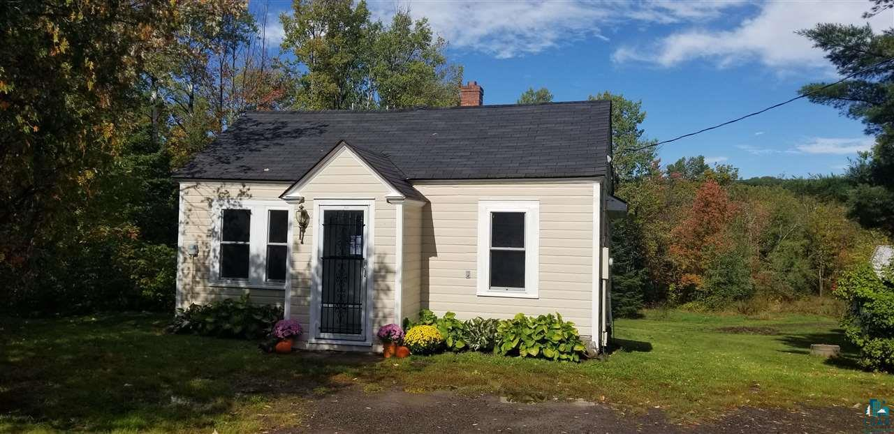 Affordable living, great weekend place or rental near Bayfield. Nice cottage on the edge of town -one bedroom with open floor plan, hardwood flooring, large back yard, basement with utility room, large shed, private well and great rental income history. Updates include bath, roof, kitchen, electrical. Call for an appointment today.