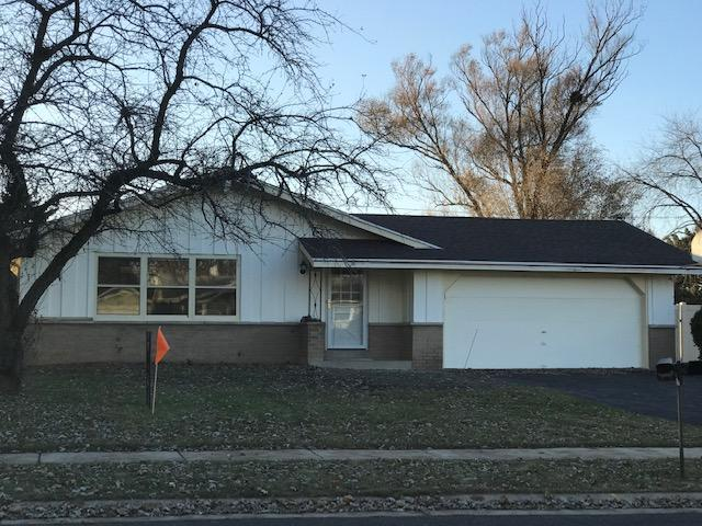 Great floor plan for this cute little move in ready ranch in the heart of East Troy.  Enjoy the privacy of a spacious fenced yard with deck.  New roof, new paint, new carpet, new water heater.
