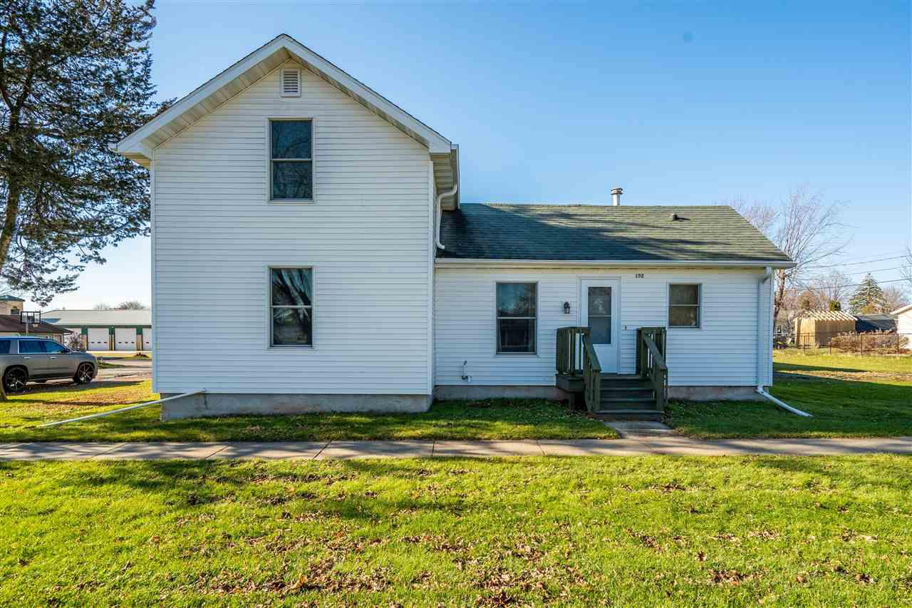 Nice home on an oversized lot. 1st floor bath and laundry, large kitchen with plenty of cupboard space, 3 car attached garage. located in the Winneconne School district and close to park. Newer windows, furnace and hot water heater. This won't last long.