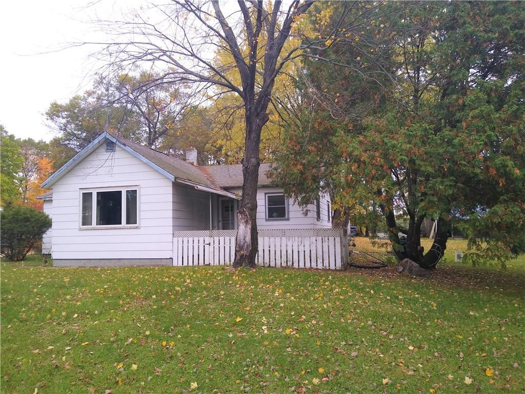 9.69 acres... Minutes from downtown Eau Claire. Private backyard with ample space to hunt, ride recreational vehicles, or potentially continue to use the property as a horse arena. Additional acreage available.