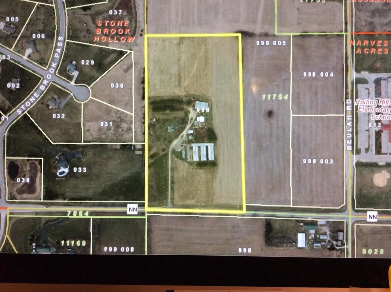 Looking for a Hobby Farm? Business minded? Want to be a Grower of Flowers, Herbs, HEMP, Wheat Grass, or ??? with 14,600 SQ FT of Greenhouse with 4 Natural Gas Furnaces & Back-up Generator! Long time owner/operator has retired transferring on decades of loyal customers! Current Zoning allows for you to sell what you grow. Approximately 11 Acres tillable land for additional income/Produce, sustainable farming, or plenty of pasture area for Horses! 1870 Farm House offers Newer Mound System, Well, Furnace, and A/C. The 3 Bedroom, 2 Bath home is a ''fixer/upper'' and offers loads of potential! 40x80 Steel Truss Pole Building, plus additional out buildings perfect for animals and hobbies! Per seller there is potential for land division for an additional buildable site, per county/town approval.