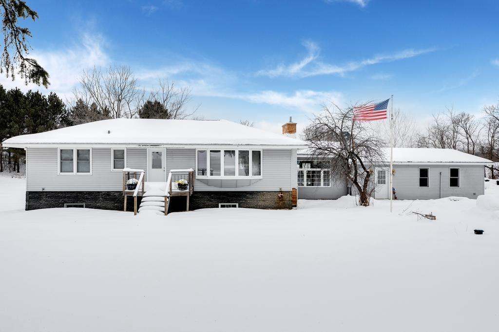 Come home to country! This home sits on 2.03 quiet acres. 4 bed, 2 bath home with an attached garage. master suite, large rooms! Make your appointment to see this home today!
