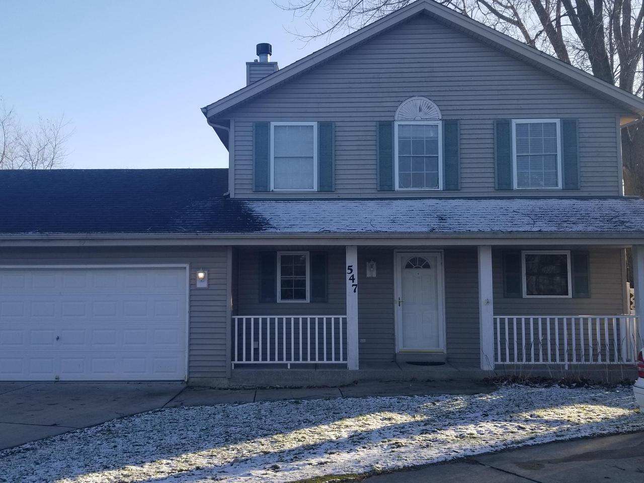 MOTIVATED SELLER. 3 bedroom, one and a half bath two story side by side condo in great area close to schools, shopping and restaurants. No condo fees, large master with walk-in closet, lots of storage space, gas fireplace, first floor laundry room. Private basement that is ready to be finished.  Large fenced in yard with private patio, two car attached garage.  3 minutes to the freeway and only 35 minutes from downtown Milwaukee.