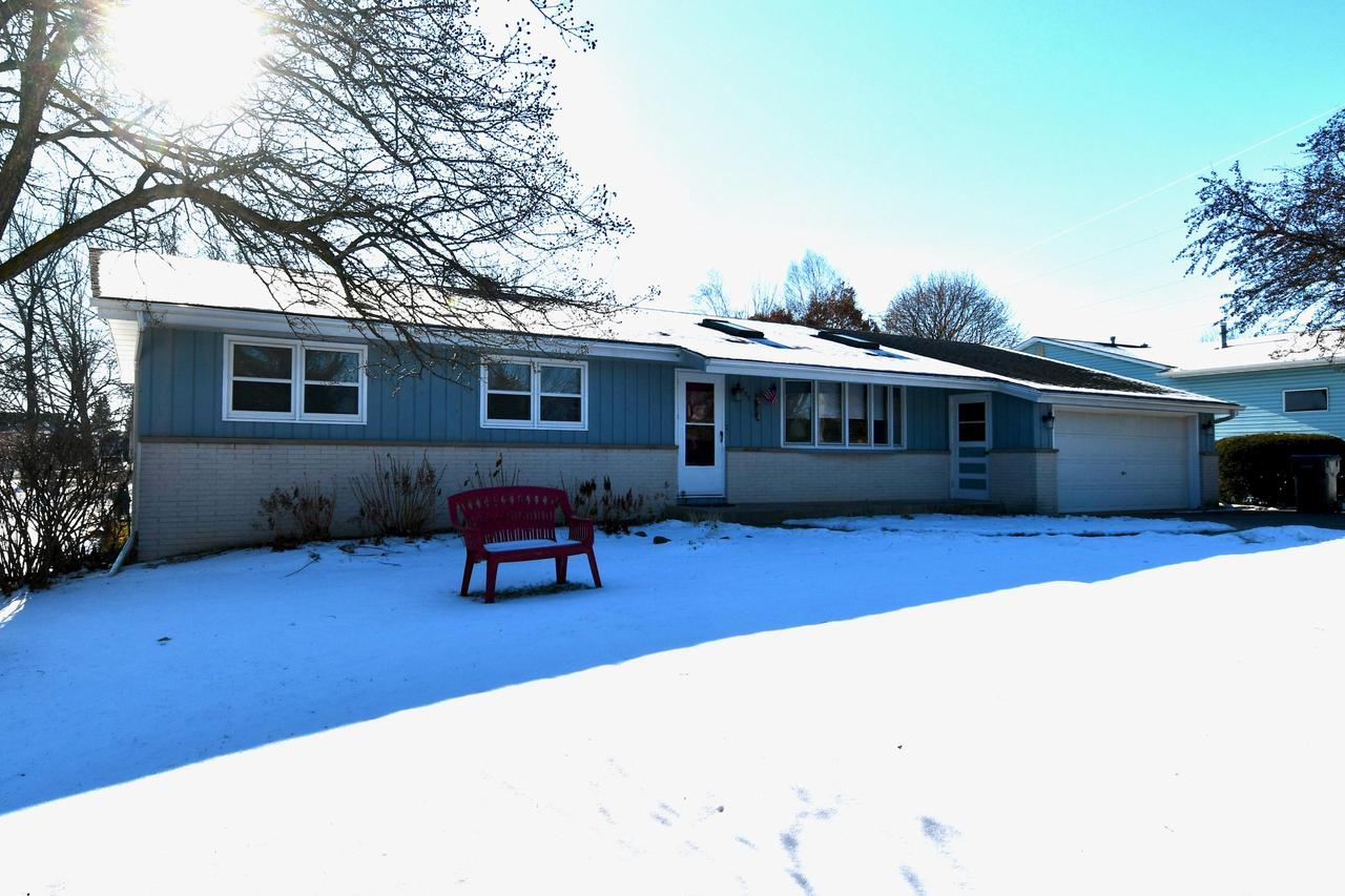 This one owner lovingly maintained ranch home is located on a quiet street on a large level lot in the Viiiage of Fredonia. The eat in kitchen is the heart of this home featuring lots of cabinet & counter space, an abundance of natural light, large dining area & a generous pantry closet. Living Room with newer skylights, a family room with patio doors to the back yard & a huge & versatile recroom area in the lower level provide plenty of room for creating cherishable memories with family and friends. Lots of updates include 2 updated full baths on the main floor, one with heated floors. Plenty of room for outside play plus room for gardens. (There's even a fruit cellar.) Quick access to Hwy 43 for a Milwaukee or Kohler Commute!