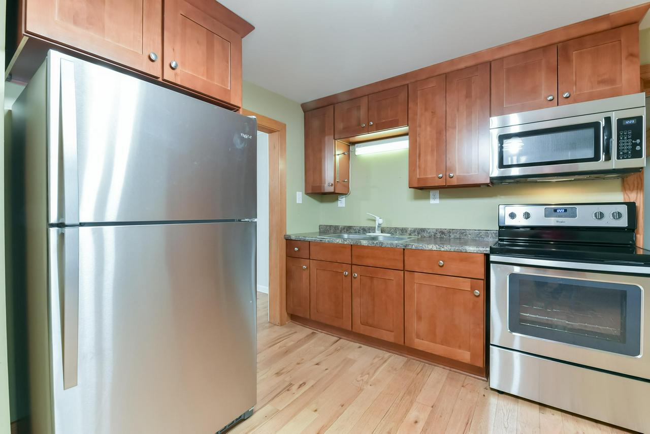 Wow! Great opportunity to own a home in Ozaukee County at a very affordable price! Whether you're looking to buy for yourself or looking to invest. Many updates have already been done including a brand new roof, newly painted interior and exterior and brand new stainless steel kitchen appliances.