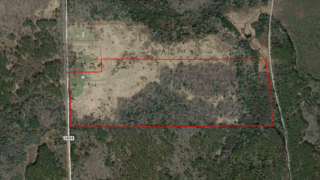 48 acres with house, storage shed, bunk house and camper hook-ups. Property buts up to state maintained ATV trail on the East and National Forest to South. Across the road to West is National Forest. Great hunting property with trail system in place.
