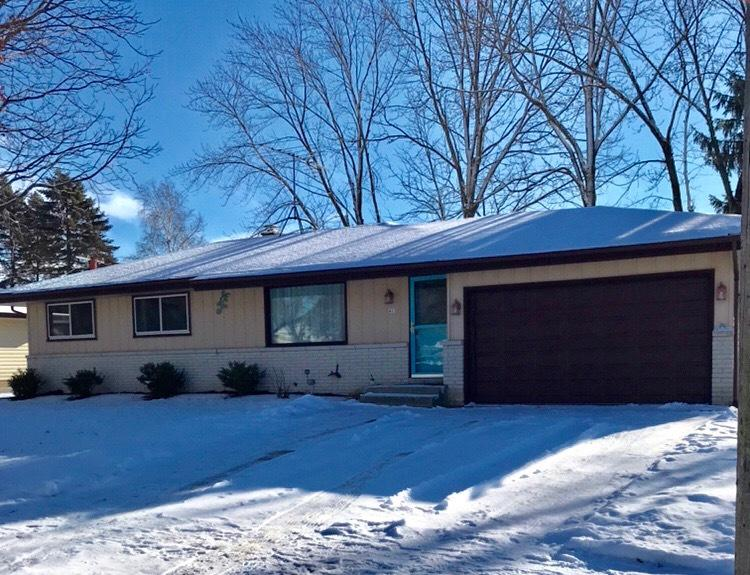 Lovely, well-maintained ranch home. Hardwood floors, partially finished basement, fenced in shaded backyard, stamped concrete patio, walking distance to schools and parks. Furnace installed in 2016.