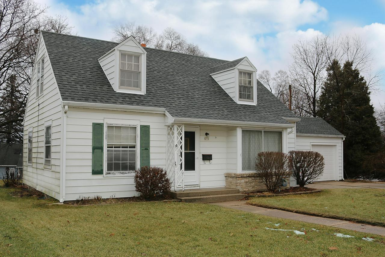 Move right into this charming 4BR/1.5BA Cape Cod- just waiting for you to call home!  The updated kitchen w/ pantry,  stylish cabinets, crown molding,  walks out to a fantastic composite deck which overlooks the spacious backyard. This house has a laundry chute and ample storage throughout. The finished LL is complete with family room,  bar, accent lighting, & is perfect for entertaining (theater room?) Updates include: Brand new furnace and ac, hot water heater, RO water system, roof (house & garage) (2013), new garage door, led lights and more!
