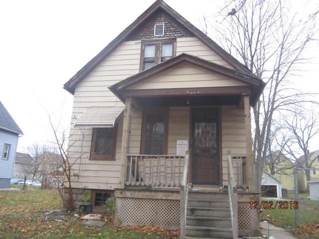 This City of Milwaukee old style home is full of potential. Features 3 bedrooms, 2 bath, full basement and detached garage. Located near shopping and schools. Scope of work located in mls documents under other.