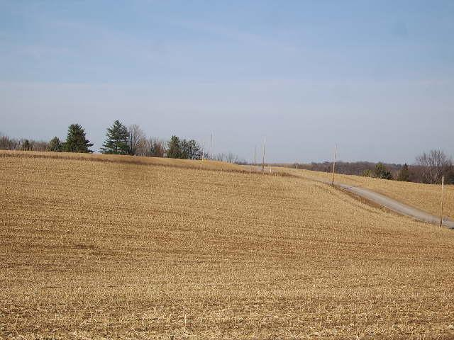 Country living on 5 acres in the beautiful Town of Berry.  Great views in all directions, lower level exposure available.  Only 20 minutes from Madison/Middleton, adjacent to the public Town Rd for easy access. Close to Black Earth & Cross Plains for quick items needed. Dane County's Festge Park is within walking distance.  Great area for bike riding.  Zoned for 1 animal unit per acre including horses.  3-five acre parcels to choose from.  Each listed separately.  See MLS #'s 1847068 & 1847071. Farmer renting the land next to the lots would rent any unused acreage if buyer so desired.
