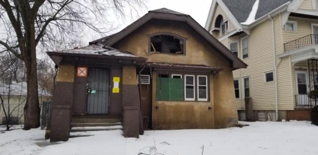 Fire damaged home priced to sell. Make an offer before its gone. Listing info not verified by broker. Room sizes are estimated. The property is sold in AS IS condition. Buyer to assume code violations.