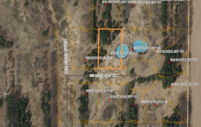 Beautiful 0.49 acre lot in the new Arbor Haven Subdivision. Just minutes to Plover and Crossroads Commons area. You have the opportunity to build your dream home today on this lot in the Village of Plover. All purchases shall be contingent upon buyer(s) and seller entering into an acceptable contract with Heartland Custom Homes to build on the subject property.,Directions - From I-39, East on County Road B, South on County Road R, East on Pleasant Drive, North on Arbor Haven Way, East on Silverleaf Court.