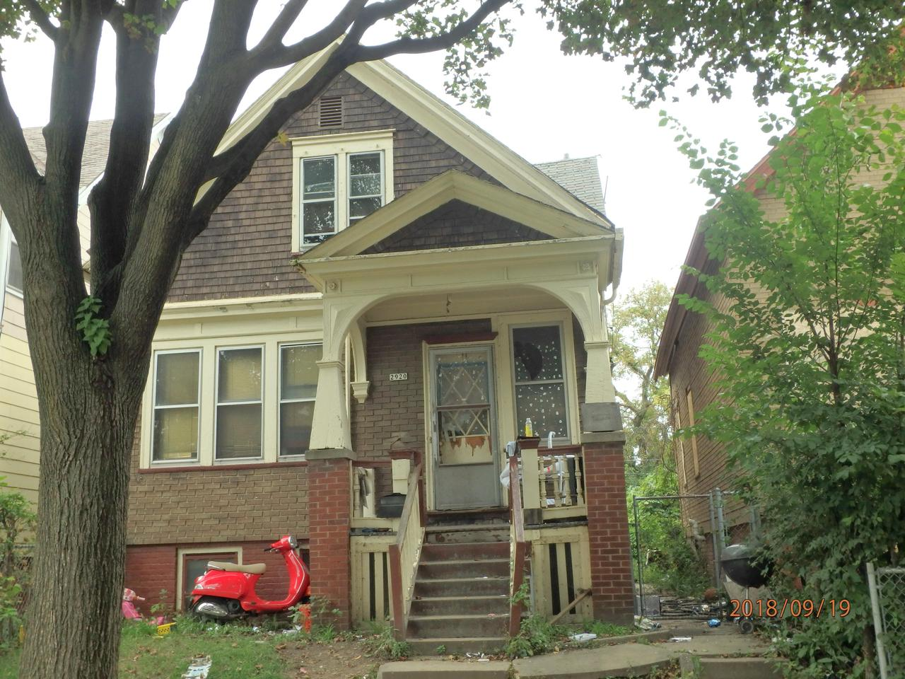 This is a tax foreclosed property.This property is open to investors as well as owner/occupants.Additional information can be found on the City of Milwaukee website.
