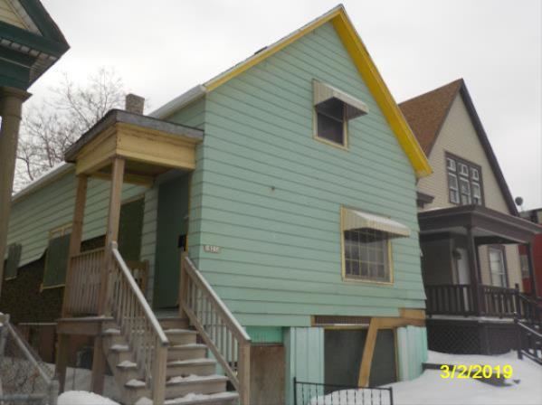 Conversion permit required; must be converted to a single family. Currently only open to owner occupants. City scope of work attached. $10940 in essential repairs. This property is being sold in AS-IS Condition. Bring flashlights & use caution when entering. City has Homebuyer Assistance program which provides up to $20,000 to assist w/the rehab of City-owned foreclosed homes. See attached document for program info or call for more details. Performance deposit required - buyer must complete essential repairs within 180 days and have City provide proof of completion for performance deposit return. Note: Room sizes are estimated. City of Milwaukee Tax Foreclosure Property.