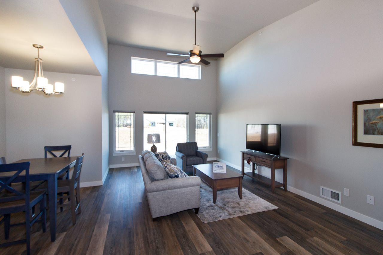 This is the 1 Bedroom Luxury apartment for those 55 and older, located at the Reserve at Greenwood Hills. There are also 3 more designs - The Somerset: 1 Bedroom/Den/1 Bath at $1,950 a month. The Camden: 2 Bedrooms/1.5 bath at $2750 a month. The Bradford: 2 Bedroom/2 Bath at $2950 a month, for a total of 16 luxury units! All include stainless steel appliances, washer and dryer, all utilities. electric, gas, cable, internet $ underground heated parking for 2 cars, and on site climate controlled storage unit!,Also includes a social membership in Greenwood Hills Country Club with access to the restaurant, fitness center, swimming pool and social events. There will be an on site weekly Happy Hour hosted in the community room, and an on site Movie Theater. Many a La Carte resident services. Only pay for services you need when you need them. Acres of hiking, biking, and cross country skiing paths plus the golf course for your enjoyment! It's time to explore a lifestyle of resort inspired community living offering unrevealed luxury residences with superior amenities. Pet Friendly! Much more, too much to mention! Call for your personal showing on this outstanding luxury property!