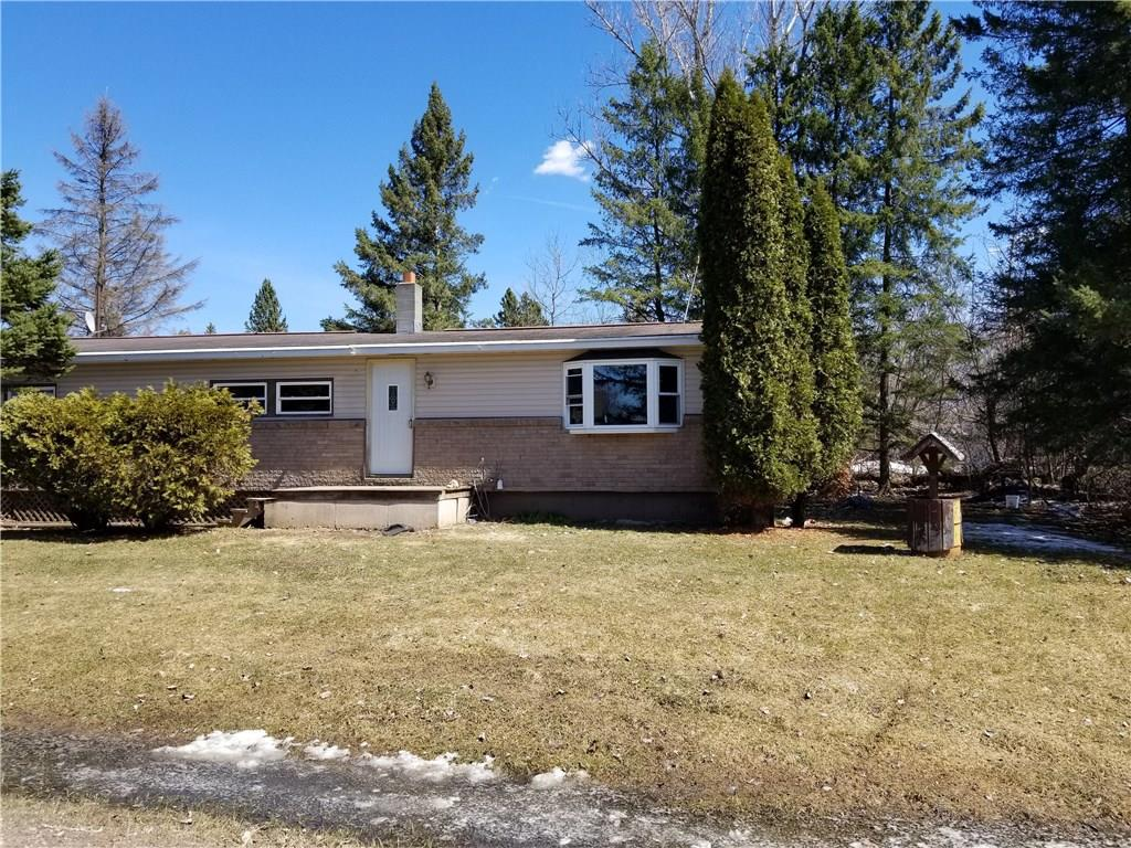"""3 bedroom Ranch Style Home! Big family room in the back, one bath and a two car garage all on 5 lots in the village of Ingram. Bring your tools  some repairs will be needed but it's priced right for a quick sale.  Home will be sold """"as is"""""""