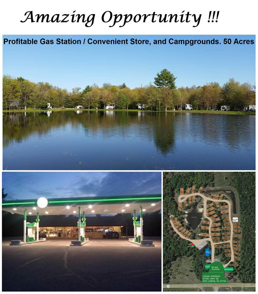 Wisconsin Campgrounds for sale - Waterfront Resorts in WI