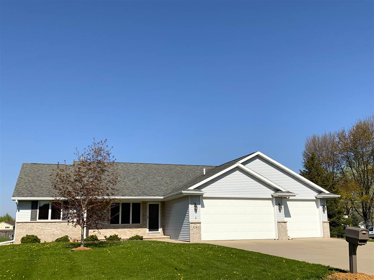 3281 N OUTAGAMIE STREET STREET, GRAND CHUTE, WI 54914