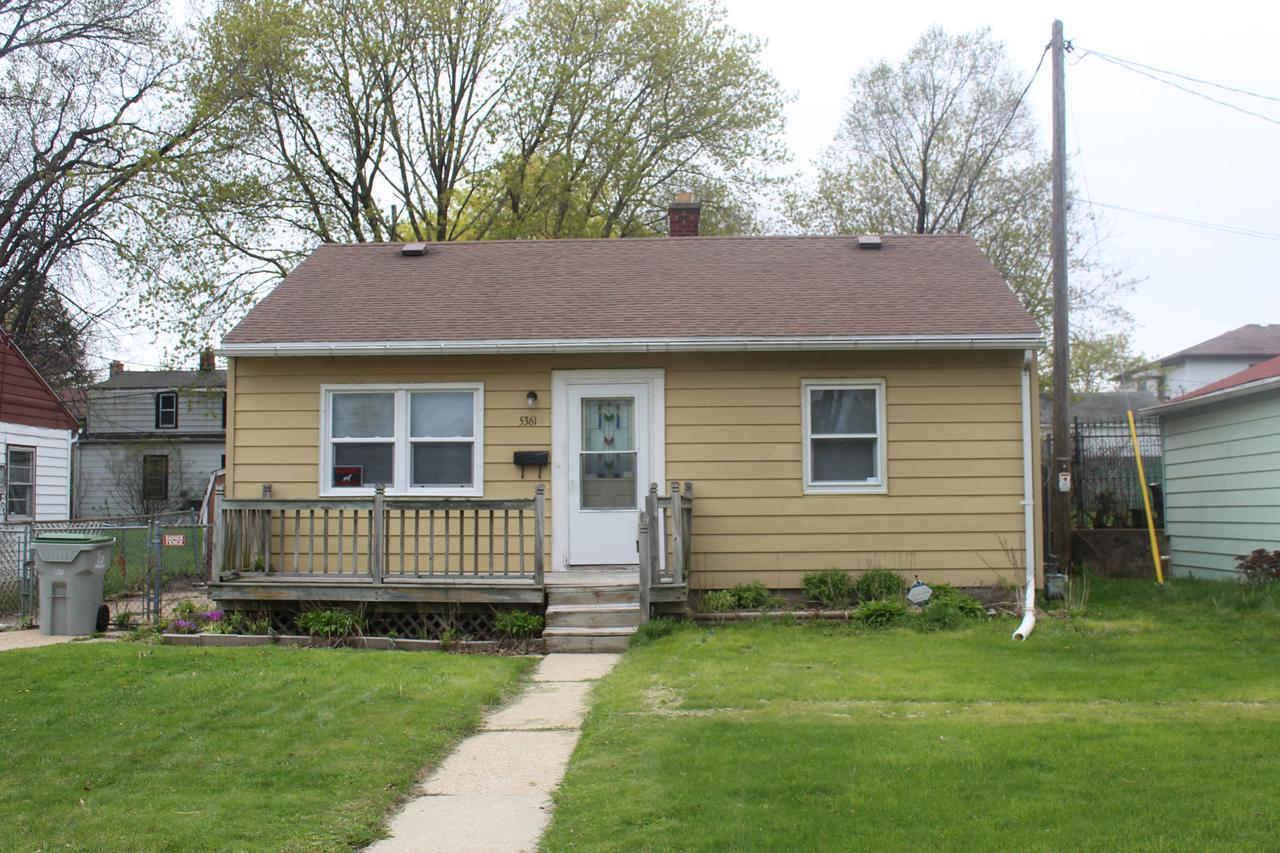 5361 N 50th St STREET, MILWAUKEE, WI 53218