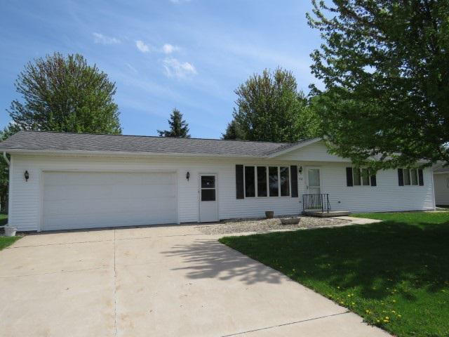 216 Forest St STREET, FOX LAKE, WI 53933