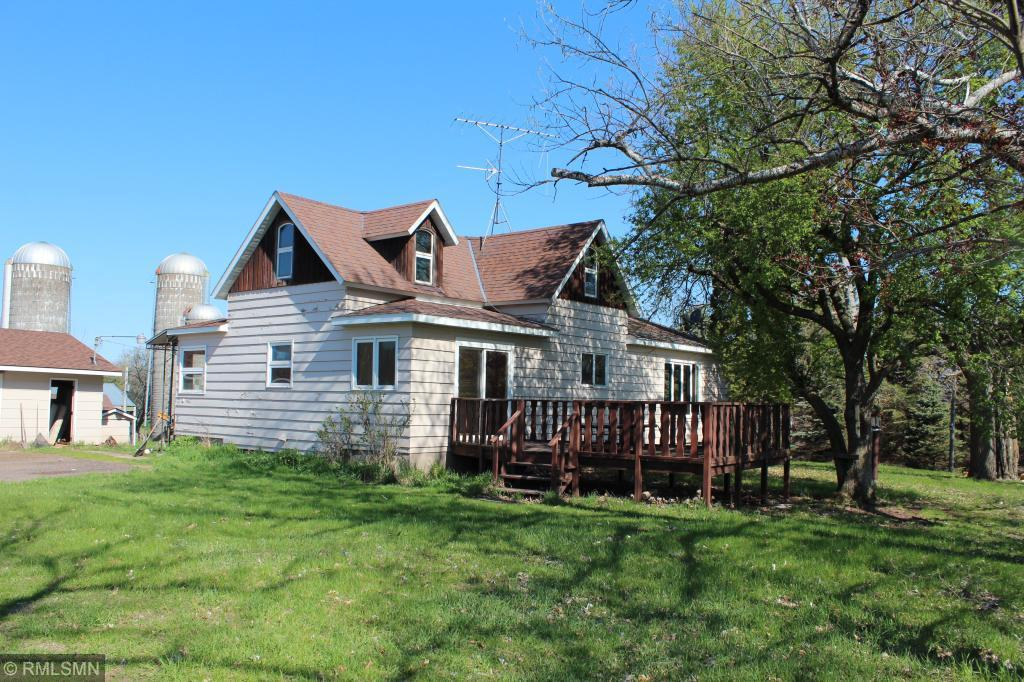 4+ Beds/2 Bath with a complete farm ready to operate. Garage, shop, cattle shed, barn, pasture, pond, field with great soil. This farm is turn key. House could use some updates.
