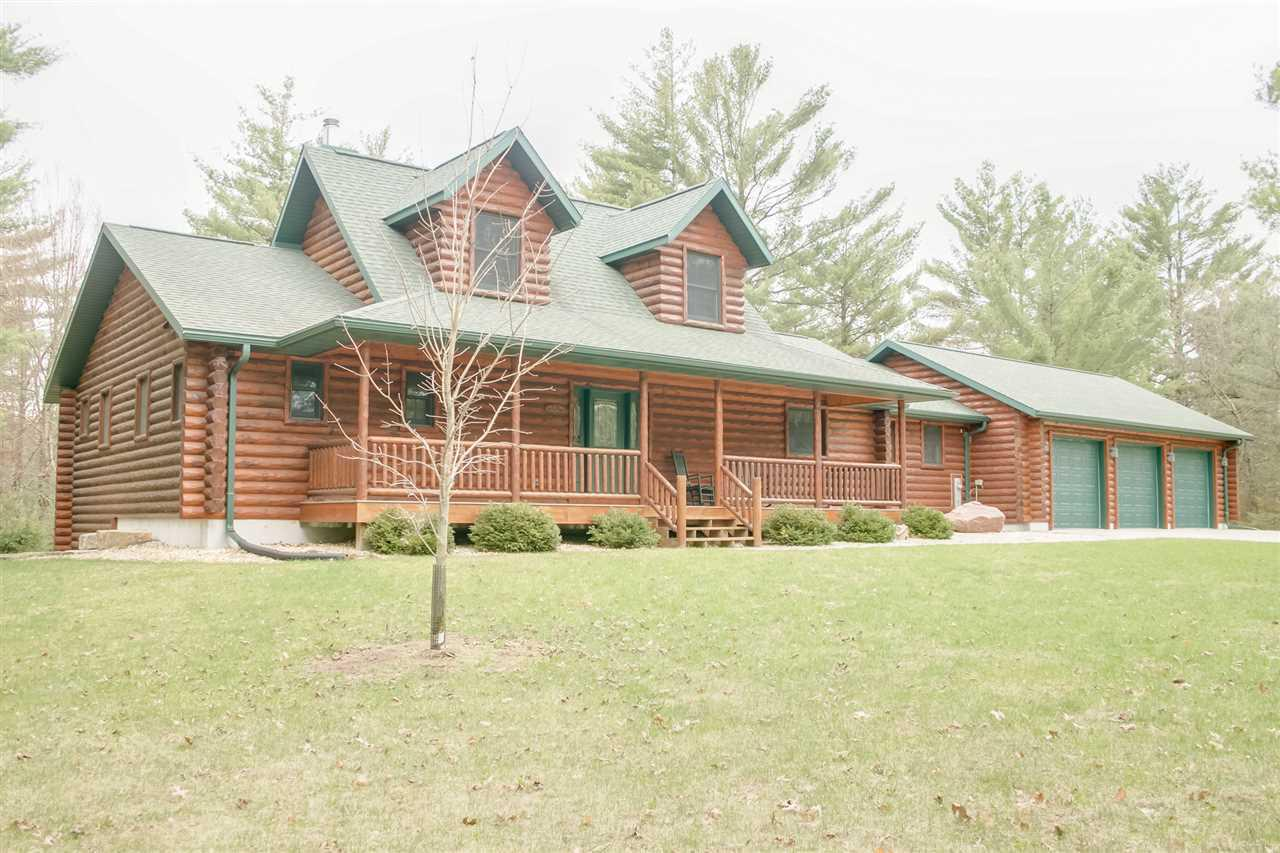 Castle Rock Lake Deeded Access Homes for Sale - Log Cabins