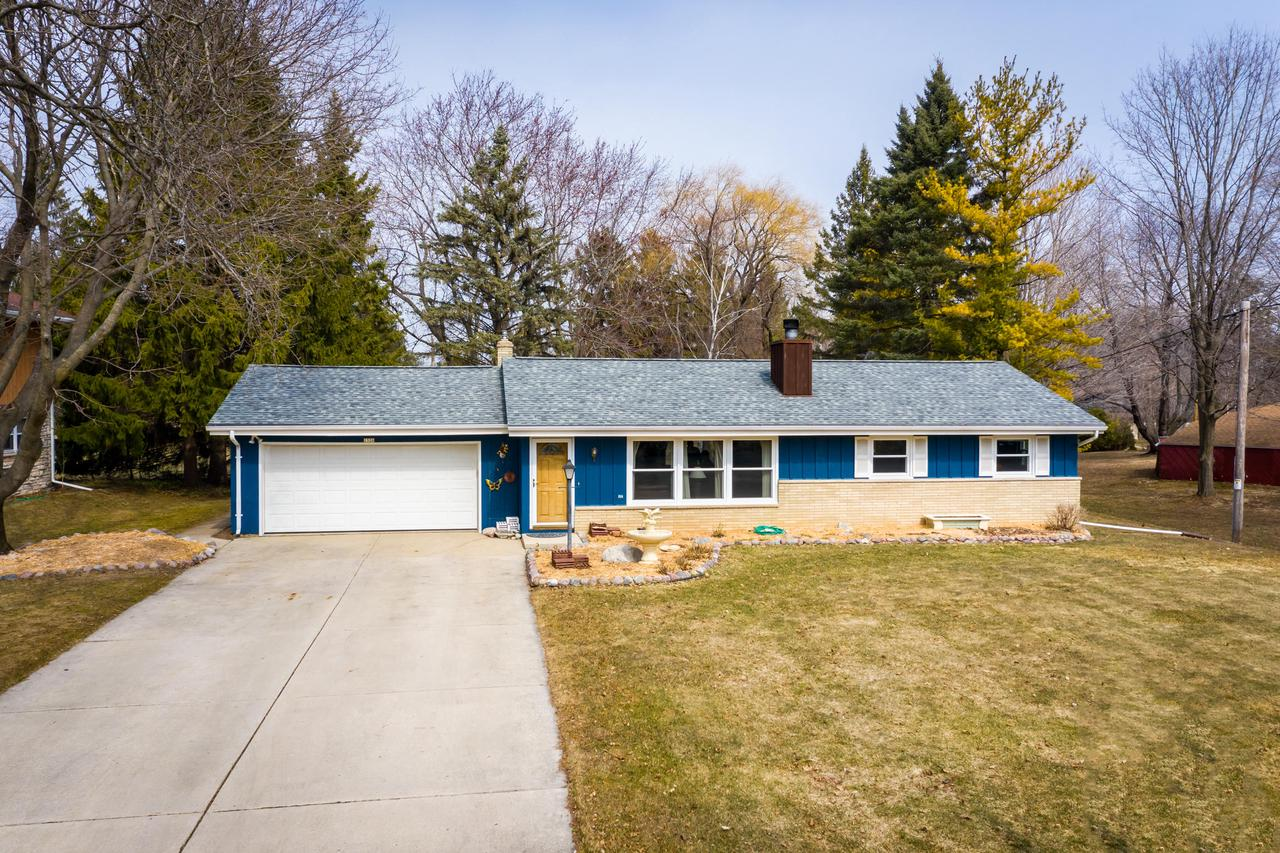 **Back on the market due to buyer financing falling apart - their loss is your gain!!** Welcome home to this meticulously maintained ranch on almost a half an acre! Amazing location tucked away in a quiet subdivision, but so close to everything - moments to Grafton shopping, downtown Cedarburg and just a hop skip and a jump to downtown MKE! Updates include granite counters, laminate kitchen flooring, ceramic tile in baths, newer windows (2015), roof (2016) and electrical (2019). Shed has power, cable and phone hooked up - perfect for outdoor entertaining and watching the big game by the fire pit!