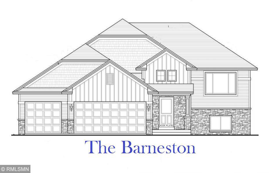 The Barneston Plan.  Experience the joy of owning a NEW home. Located in the appealing neighborhood of Gateway Meadows, this split level home features 3 bedrooms including a Master and has an open lower level ready to finish to suit your needs. Other Plans/lots to choose from.