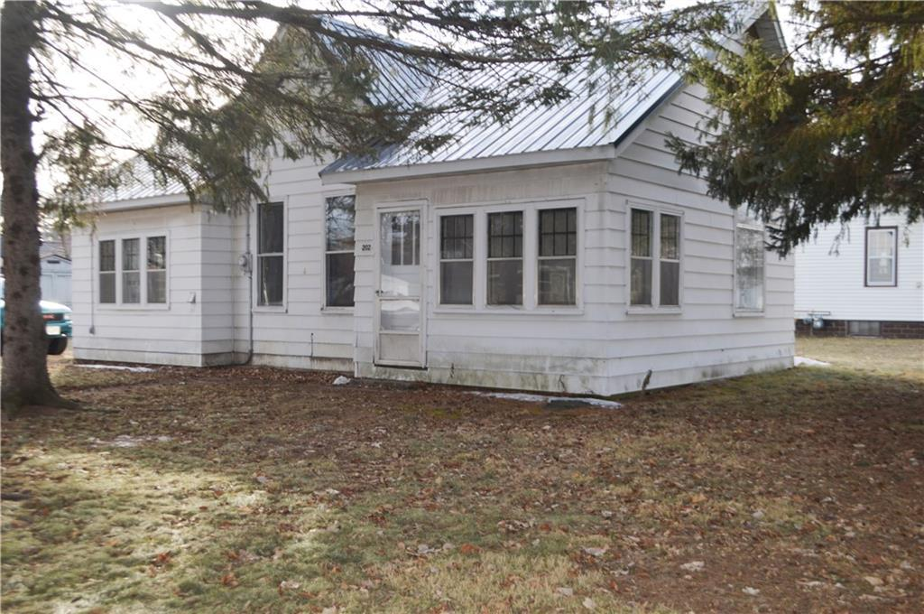 """YOU CAN RENT OR YOU CAN OWN; FINANCING AVAILABLE; 2 BEDROOM, FULL BATH; 1 STORY HOME LOCATED IN CAMERON RESIDENTIAL NEIGHBORHOOD. PARTIAL BASEMENT, NATURAL GAS FORCED AIR FURNACE; METAL ROOF WILL LAST FOR YEARS; METAL SIDING.  66'x132' CORNER LOT HAS ROAD FRONTAGE ON 3RD STREET AND ARLINGTON. 12'x24' ONE CAR GARAGE WITH 7'x16' LEAN-TO FOR ADDITIONAL STORAGE; BLACKTOP DRIVEWAY;  8'x12' GARDEN SHED. GREAT PLACE TO PUT ALL THOSE YARD TOOLS. DON'T WAIT CALL """"TODAY"""" SHOWN BY APPOINTMENT!!!"""