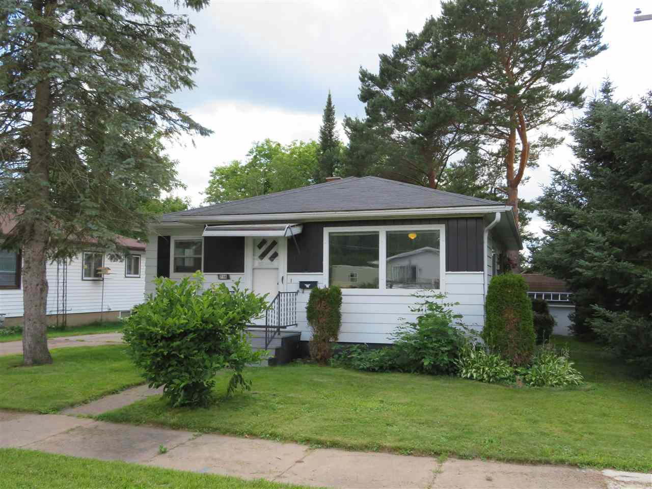 Well maintained and updated 3 bedroom ranch including central air, detached garage, and yard shed.