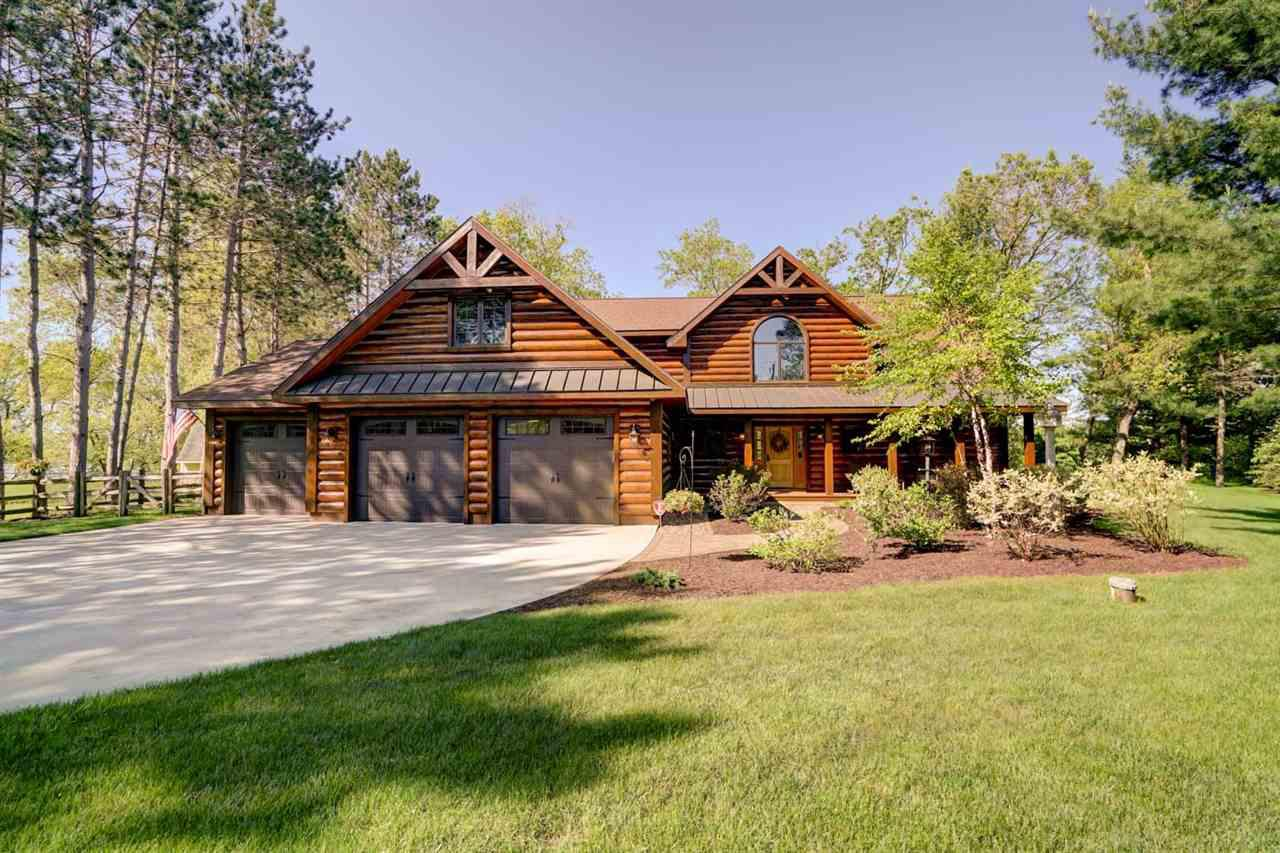 Remarkable Central Wisconsin Log Homes For Sale Download Free Architecture Designs Remcamadebymaigaardcom