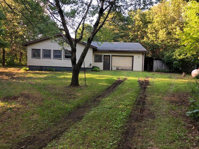 This 2 bd 1 ba fixer upper on 5 acres in Necedah could be the perfect get away or year round home.  It has a 1 car attached garage. Living, dining and kitchen is open concept.  There are several outbuildings for extra storage and a horse corral with a barn shelter.  Come and take a look today.