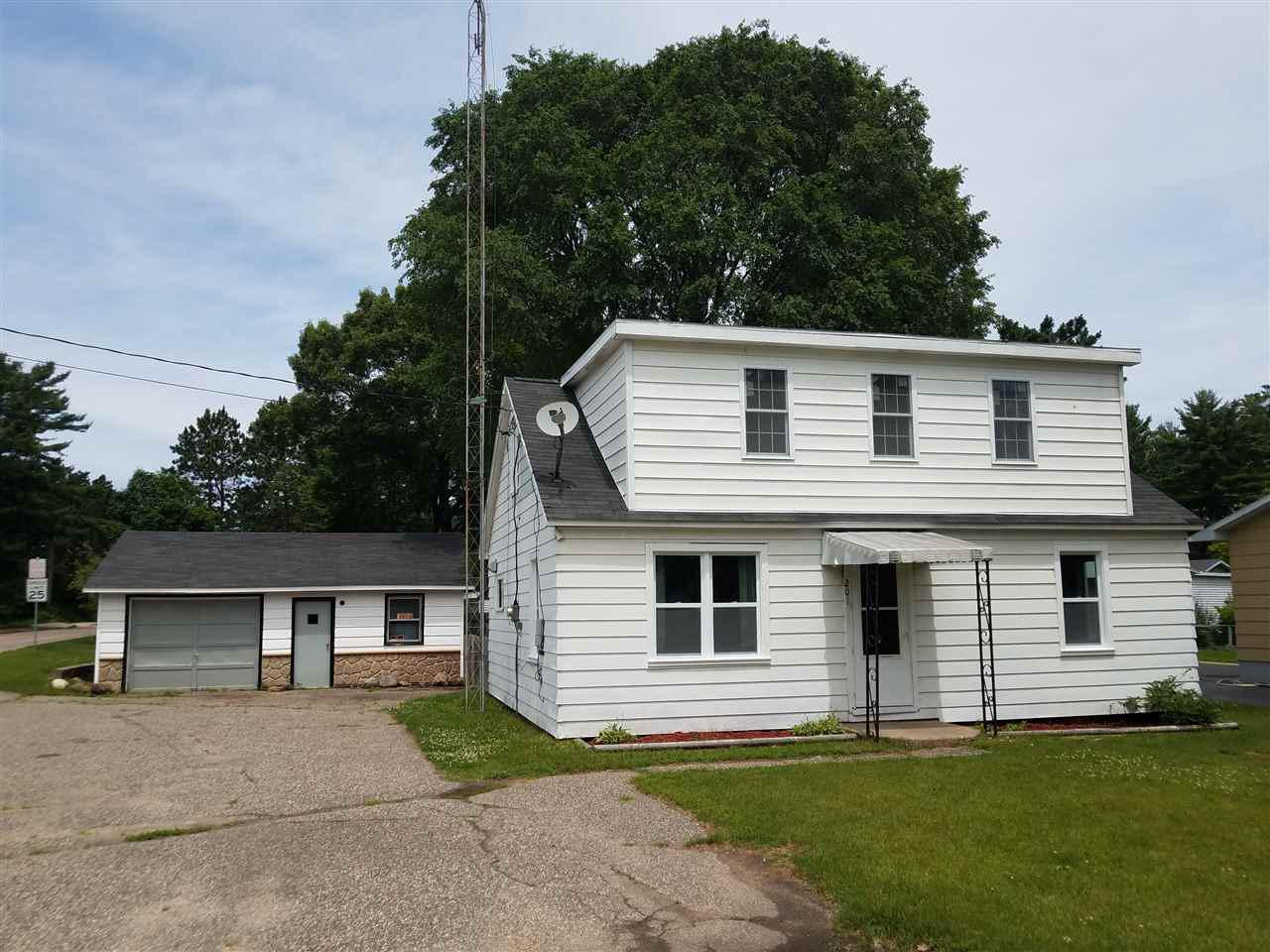** No showings until JULY 4TH, 2019 ** This newly updated 4 bedroom property in the heart of Lake Delton has a fenced in backyard and is the perfect family home. Home has new windows/carpet/kitchen cabinets/countertops and a newer furnace. Property includes a large horseshoe driveway along with an oversized 26x22 garage. Within walking distance of restaurants, attractions and more. Come view this adorable home today!