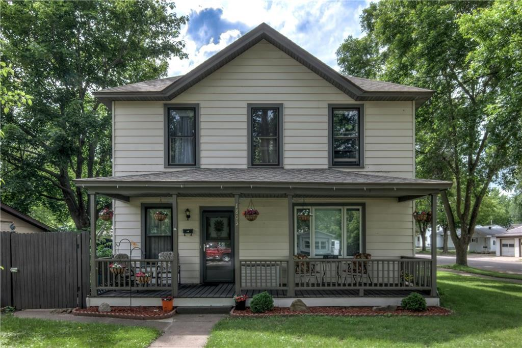 1803 Priddy Street Street STREET, BLOOMER, WI 54724