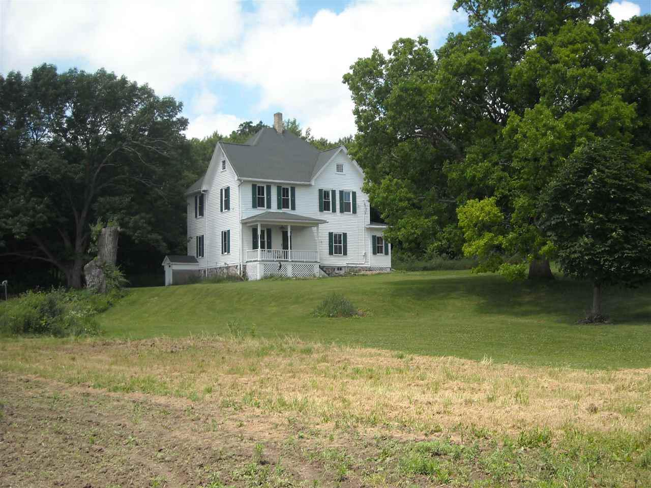 Character and Charm in this 4 Bedroom Farm Home. Located on 6.234 Acres (lot 1). An additional and adjacent 11.783 Acres (lot 2) is available. Lot 2 is NOT a residential buildable lot. Full Barn (28x59) and Utility Shed / Garage (36x20). Excellent view to the southeast. All New Windows Recently Installed. Property is F/K/A 4219 Smith Drive